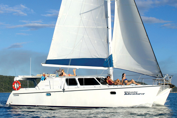 Home - Whitsunday Catamarans